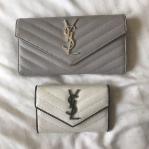 [ON HOLD] Saint Laurent Wallet & Card Case